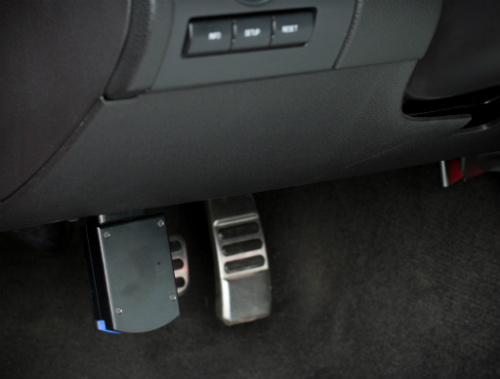 Vehicle Interface Installed in Vehicle